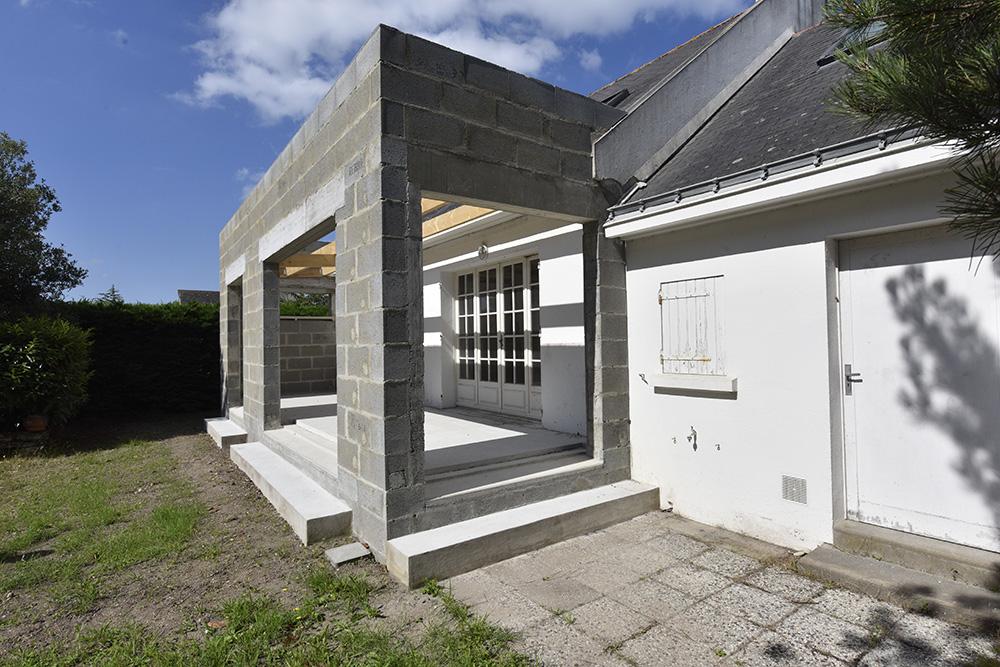 Extension Agrandissement Habitat La Baule Guérande Pornichet